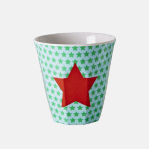 star-print-small-cup
