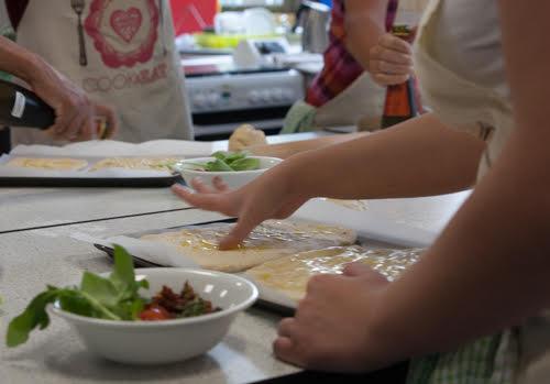 greenwich pantry workshop