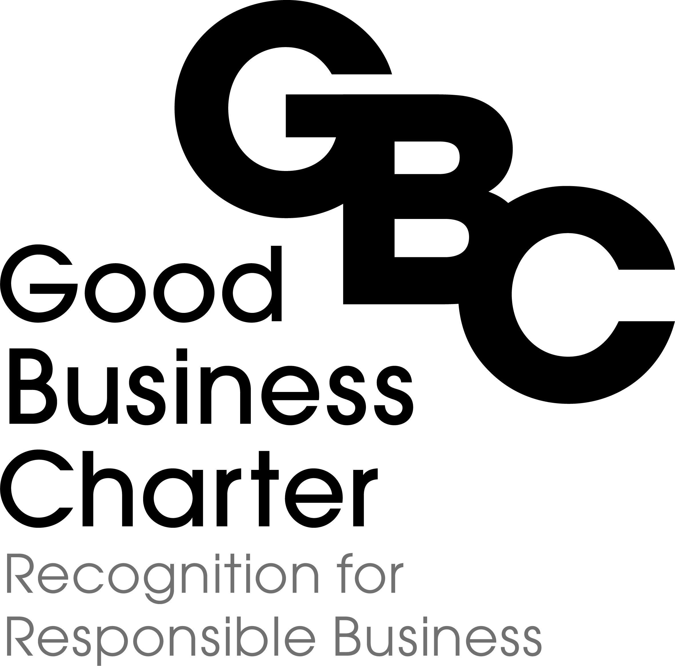 GBC logo and strapline