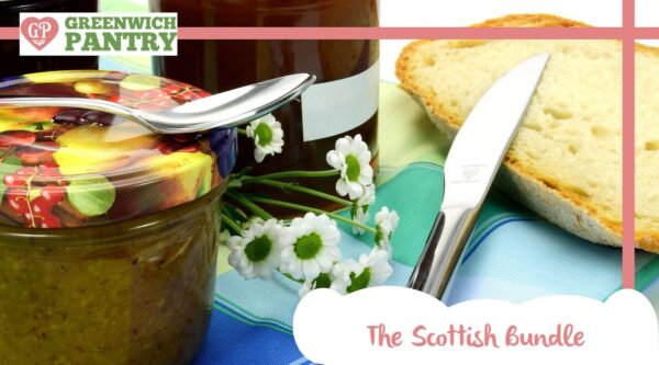 Scottish bundle by Greenwich Pantry